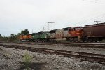 BNSF 4381